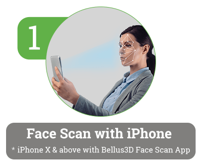 Face Scan with iPhone